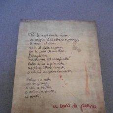 Libros de segunda mano: A CARA DE PERRA. Lote 73795579