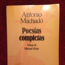 Libros de segunda mano: LIBRO,- ANTONIO MACHADO POEMAS. Lote 74644613