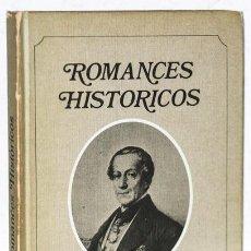Libros de segunda mano - Rivas, Duque de: Romances históricos (Selecciones del Reader's Digest) (cb) - 75184323