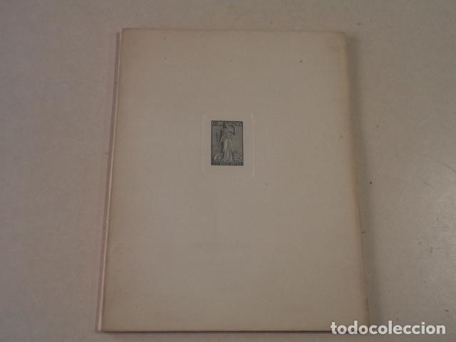 Libros de segunda mano: ODA A BARCELONA - JACINTO VERDAGUER - AÑO 1946 - EDICIÓN DE 130 EJEMPLARES - Foto 5 - 75586651