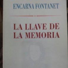 Libros de segunda mano: LA LLAVE DE LA MEMORIA. Lote 76746711