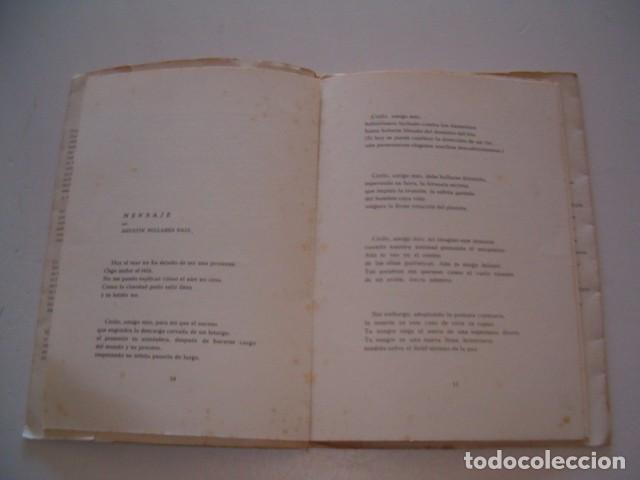 Libros de segunda mano: VV. AA. Elegía en Bloque. Homenaje a Cirilo Benítez. RM79059. - Foto 4 - 77225121