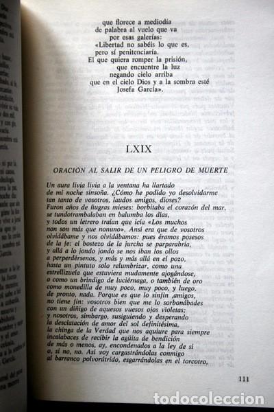 Libros de segunda mano: CANCIONES Y SOLILOQUIOS - AGUSTIN GARCIA CALVO - LA GAYA CIENCIA - 1976 - Foto 2 - 77293517