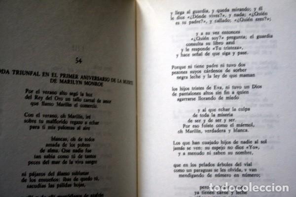 Libros de segunda mano: CANCIONES Y SOLILOQUIOS - AGUSTIN GARCIA CALVO - LA GAYA CIENCIA - 1976 - Foto 3 - 77293517