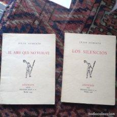 Libros de segunda mano: ADONAIS. JULIO AUMENTE.. Lote 77737525