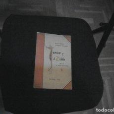 Libros de segunda mano: JESUS Y EL DIABLO, BARCELONA 1899. LUIS DE ZULETA Y EDUARDO MARQUINA.. Lote 77917693