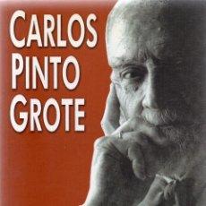 Libros de segunda mano: CANARIAS - CARLOS PINTO GROTE - ANTOLOGÍA POÉTICA. Lote 79476037