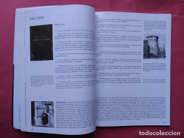 Libros de segunda mano: REVISTA ZURGAI POETAS POR SU PUEBLO DICIEMBRE 2001 CON ANTONIO GAMONEDA - Foto 3 - 79664377