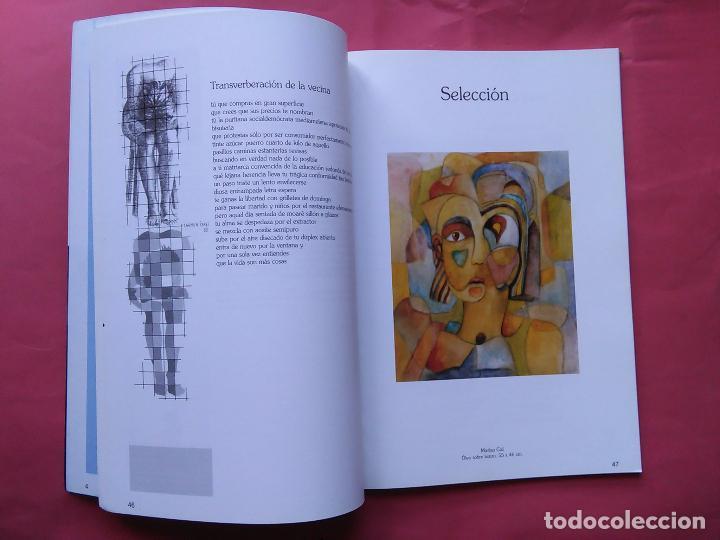 Libros de segunda mano: REVISTA ZURGAI POETAS POR SU PUEBLO JULIO 2004 VOZ DE MUJER EN CASTELLANO EUSKERA Y GALLEGO - Foto 3 - 79664597