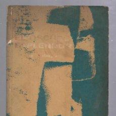 Libros de segunda mano: EL OSCURO ESPLENDOR. ELISEO DIEGO. CUADERNOS GIRON. LA HABANA. 1966. POEMAS. RUSTICA. 52 PAGINAS. Lote 81733276