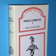 Libros de segunda mano: POESÍA COMPLETA I. Lote 83620936
