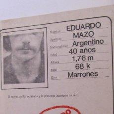 Second hand books - AUTORIZADO A VIVIR DE EDUARDO MAZO (EDICIÓN DEL AUTOR) - 141857766
