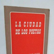 Libros de segunda mano: LA CIUDAD DE LOS POETAS. ANTOLOGIA: ANTONIO COLL VIDAL, SAMUEL LUGO, OBDULIO BAUZA, BOLIVAR PAGAN.... Lote 269315398