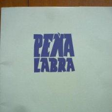 Libros de segunda mano: PEÑA LABRA PLIEGOS DE POESÍA Nº 56.. Lote 86703120