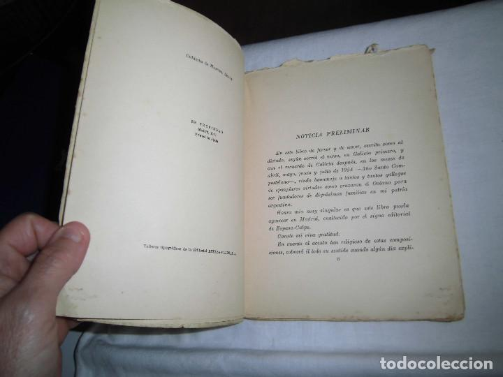 Libros de segunda mano: CANTO GALLEGO.ARTURO CAPDEVILA.ESPASA-CALPE MADRID 1955 - Foto 5 - 87543452