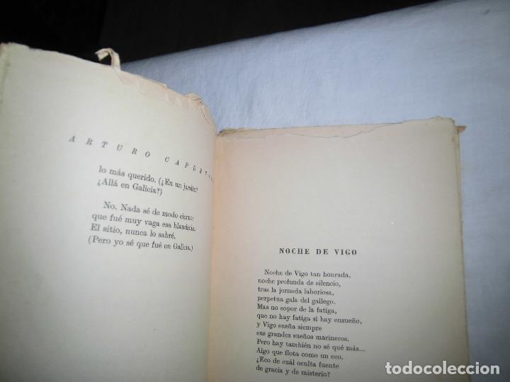 Libros de segunda mano: CANTO GALLEGO.ARTURO CAPDEVILA.ESPASA-CALPE MADRID 1955 - Foto 12 - 87543452
