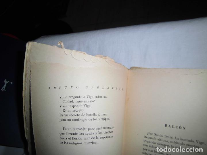 Libros de segunda mano: CANTO GALLEGO.ARTURO CAPDEVILA.ESPASA-CALPE MADRID 1955 - Foto 13 - 87543452