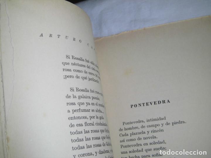 Libros de segunda mano: CANTO GALLEGO.ARTURO CAPDEVILA.ESPASA-CALPE MADRID 1955 - Foto 15 - 87543452