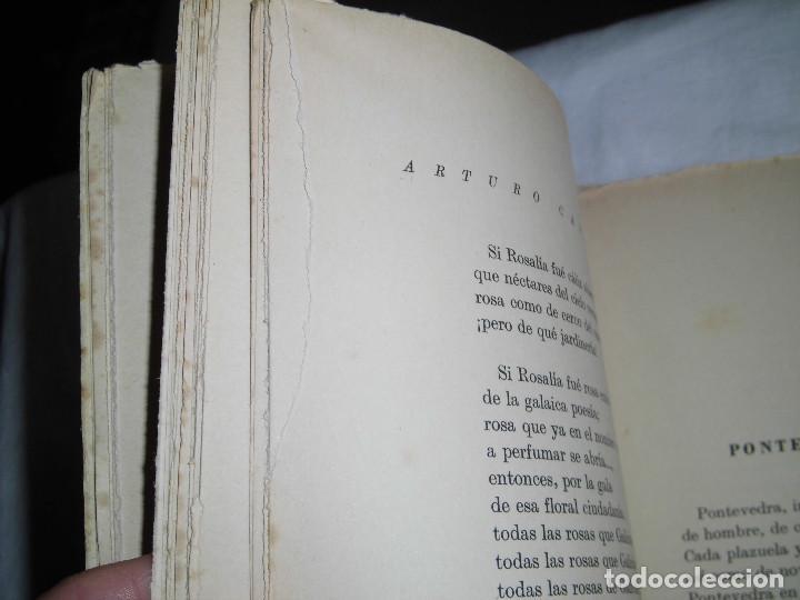 Libros de segunda mano: CANTO GALLEGO.ARTURO CAPDEVILA.ESPASA-CALPE MADRID 1955 - Foto 16 - 87543452