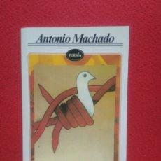 Libros de segunda mano: ANTONIO MACHADO, POESÍA, EDITORES MEXICANOS UNIDOS. Lote 89444898