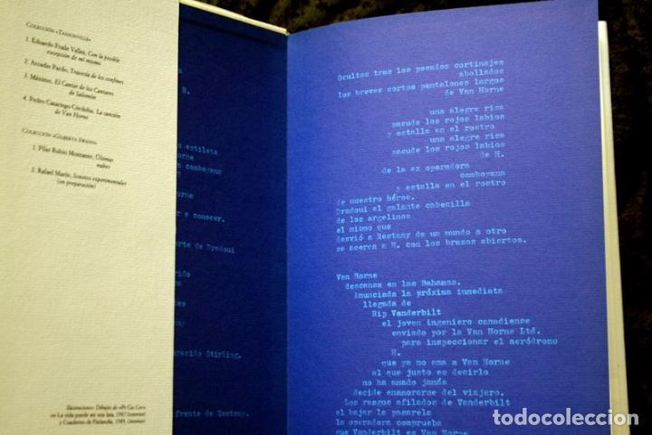 Libros de segunda mano: LA CANCION DE VAN HORNE - CASARIEGO CORDOBA Pedro .- LIMITADA - NUMERADA - Foto 2 - 57730231