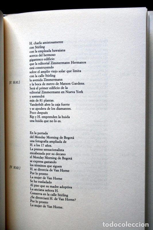 Libros de segunda mano: LA CANCION DE VAN HORNE - CASARIEGO CORDOBA Pedro .- LIMITADA - NUMERADA - Foto 5 - 57730231