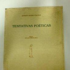 Libros de segunda mano: TENTATIVAS POÉTICAS.- ANTONIO BUERO VALLEJO. Lote 93112170