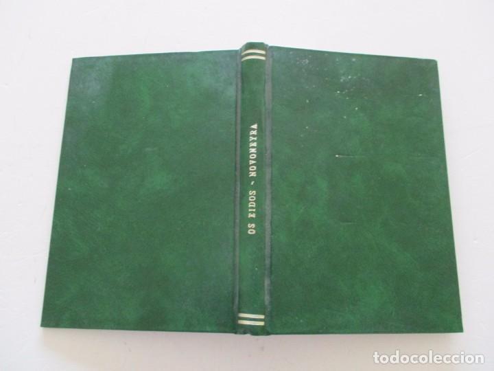 NOVONEYRA. OS EIDOS. TERRAS OUTAS E SOIAS DO CAUREL. 1952-1954. RM82320. (Libros de Segunda Mano (posteriores a 1936) - Literatura - Poesía)