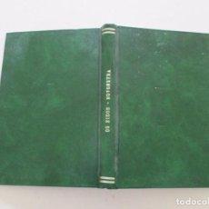 Libros de segunda mano: NOVONEYRA. OS EIDOS. TERRAS OUTAS E SOIAS DO CAUREL. 1952-1954. RM82320. . Lote 95852871