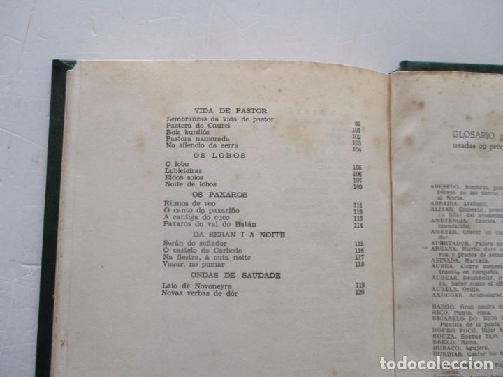 Libros de segunda mano: NOVONEYRA. Os eidos. Terras outas e soias do Caurel. 1952-1954. RM82320. - Foto 4 - 95852871