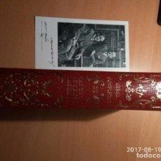 Libros de segunda mano: MANUEL Y ANTONIO MACHADO, OBRAS COMPLETAS, ED PLENITUD. Lote 95906347