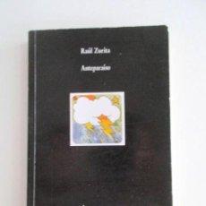 Libros de segunda mano: PRIMERA EDICIÓN ANTEPARAÍSO, RAÚL ZURITA, EDITORIAL VISOR, AÑO 1991. Lote 97394711