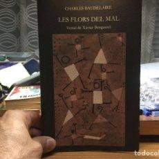 Libros de segunda mano: CHARLES BAUDELAIRE. ELS PARADISOS ARTIFICALS. (LLIBRES DEL MALL).. Lote 96643158
