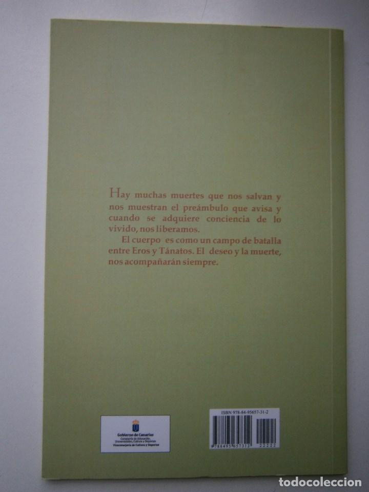 Libros de segunda mano: Invocacion Lourdes Hernandez Benchomo 1 edicion 2008 - Foto 4 - 99056975