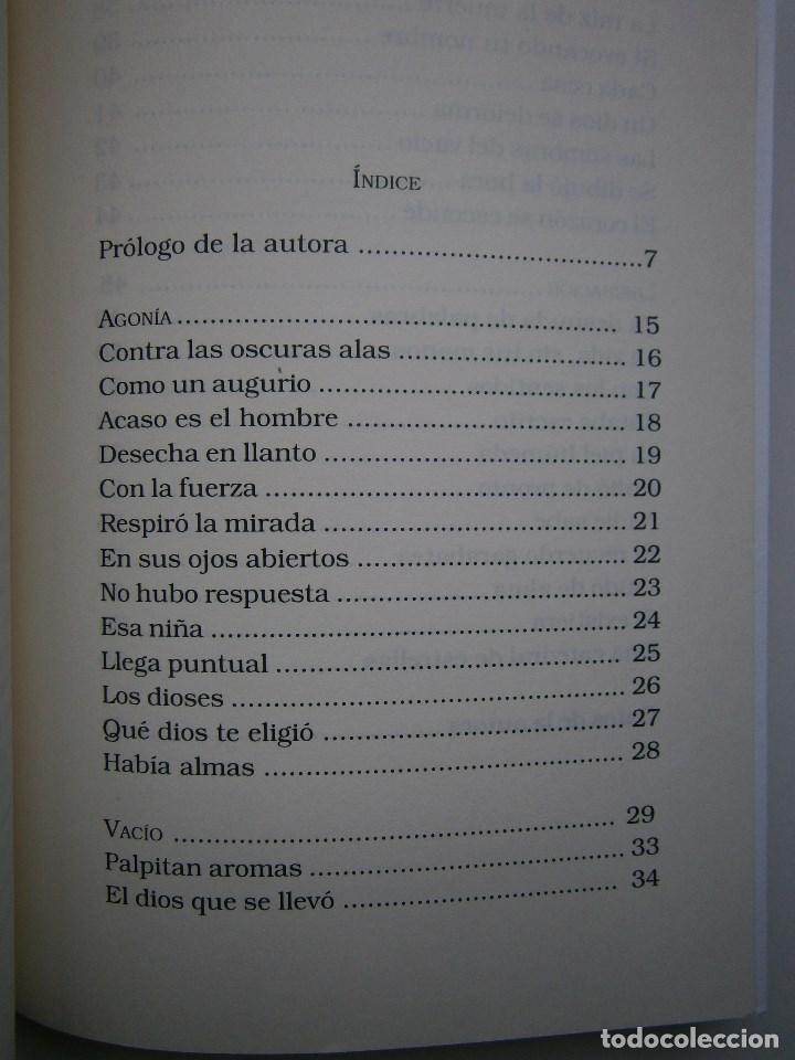 Libros de segunda mano: Invocacion Lourdes Hernandez Benchomo 1 edicion 2008 - Foto 8 - 99056975