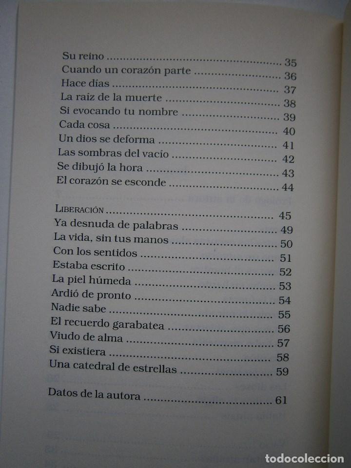 Libros de segunda mano: Invocacion Lourdes Hernandez Benchomo 1 edicion 2008 - Foto 9 - 99056975