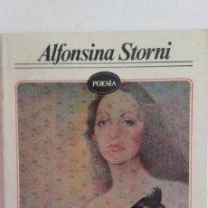 Libros de segunda mano: ALFONSINA STORNI. EDITORES MEXICANOS UNIDOS. Lote 99379467