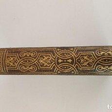 Libros de segunda mano: POESÍAS COMPLETAS. AMADO NERVO. 1947. EN PIEL BELLAMENTE DECORADA. . Lote 99431507
