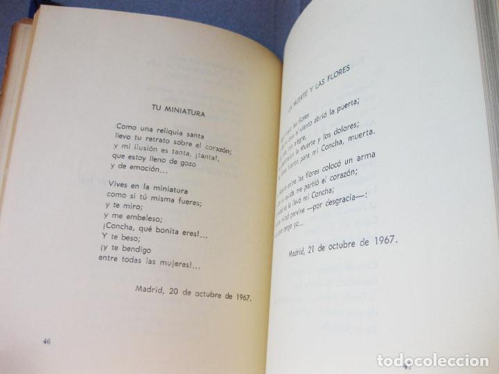 Libros de segunda mano: RARA EDICIÓN DE MADRID AL CIELO - ANTONIO CASERO CON SU DEDICATORIA Y FIRMA - MADRID 1968 - Foto 4 - 99493643