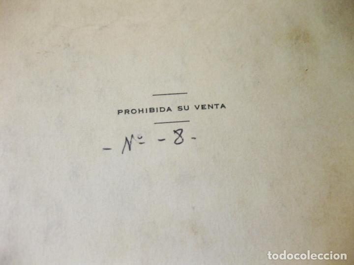 Libros de segunda mano: RARA EDICIÓN DE MADRID AL CIELO - ANTONIO CASERO CON SU DEDICATORIA Y FIRMA - MADRID 1968 - Foto 5 - 99493643