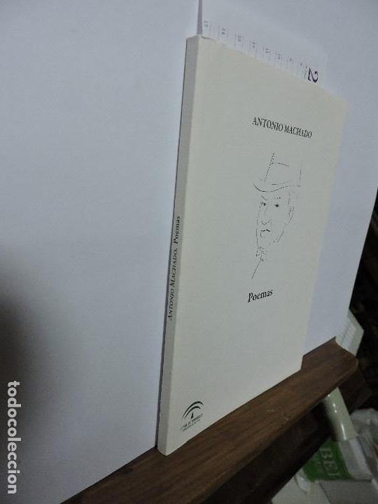 POEMAS. MACHADO, ANTONIO. SEVILLA 2009 (Libros de Segunda Mano (posteriores a 1936) - Literatura - Poesía)