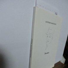 Libros de segunda mano: POEMAS. MACHADO, ANTONIO. SEVILLA 2009. Lote 100355575