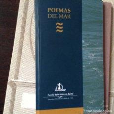 Libros de segunda mano: POEMAS DEL MAR. Lote 100357776
