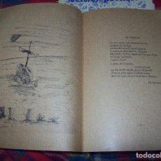 Libros de segunda mano: MARGALIDA PONS . POEMES ( 1985 - 1991).PORTADA: ANTONI CARDONA. DIBUIXOS : MIQUEL CONTRERAS. EIVISSA. Lote 101113519