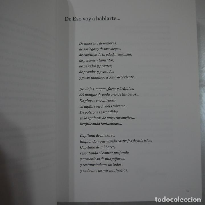 Libros de segunda mano: SILENCIOS CANTADOS - MARÍA VILLARROYA - EDITORIAL SI SOSTENIDO - 2014 - Foto 3 - 101234439