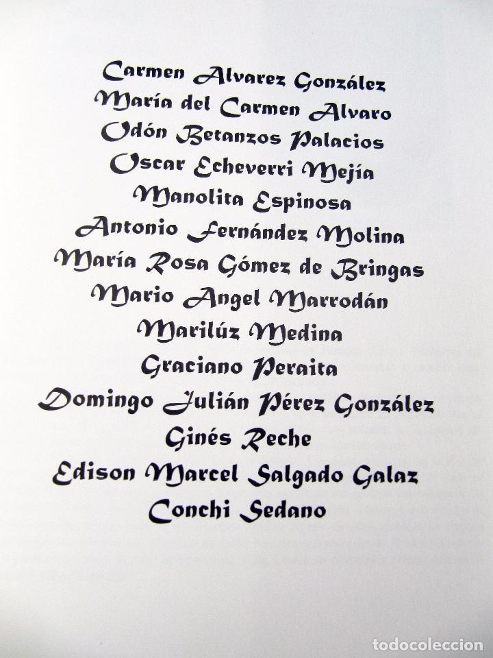 Libros de segunda mano: CATORCE POETAS MUESTRA ANTOLÓGICA - EDICIONES CARDEÑOSO - Foto 3 - 101682071