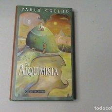 Libros de segunda mano: EL ALQUIMISTA (AUTOR: PAULO COELHO) . Lote 101951691