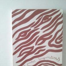 Libros de segunda mano: ANTOLOGIA DE POETES SAGUNTINS - VVAA. Lote 102075607