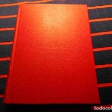 Libros de segunda mano: ANTOLOGIA ASTURIANA. (POEMAS EN CASTELLANO). ALLFONSO CAMIN. MEXICO 1965. REENCUADERNADO EN TAPA DUR. Lote 102100239