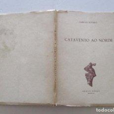 Libros de segunda mano: CARLOS RIVERO. CATAVENTO AO NORDE. RM84326. . Lote 102669031